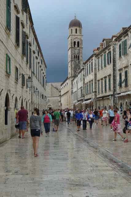 Main Street, Dubrovnik Old City