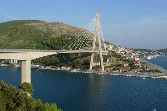 Bridge, Dubrovnik