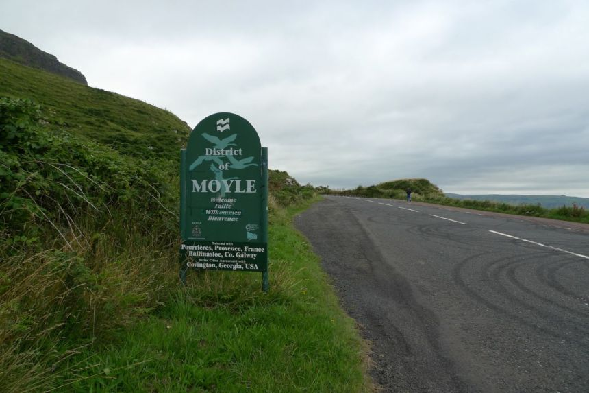 Moyle — Larne Boundary