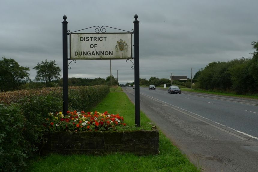 Dungannon — Cookstown Boundary