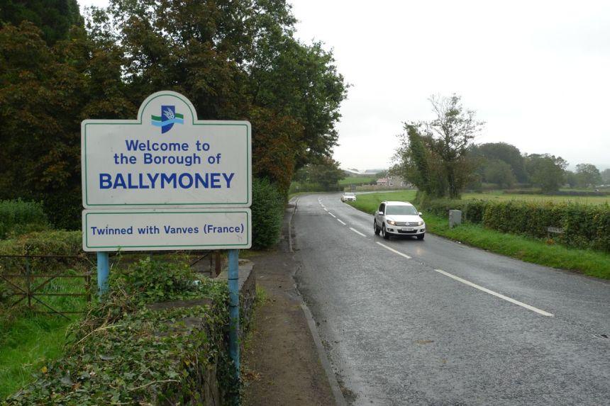 Ballymoney — Coleraine Boundary