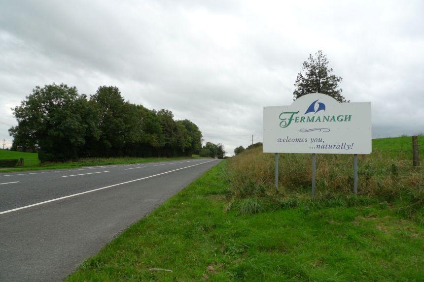 Fermanagh — Dungannon Boundary