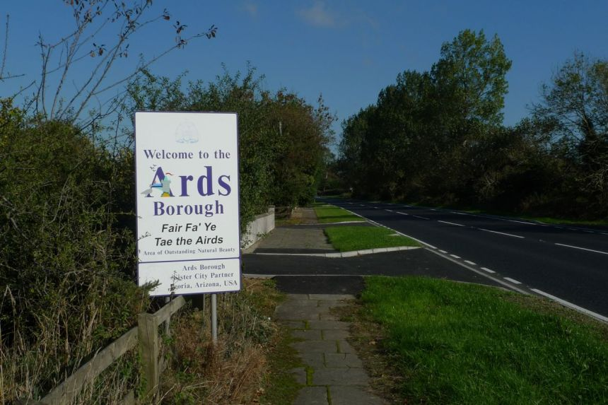 Ards — Down Boundary