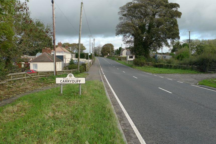 Castlereagh — Lisburn Boundary