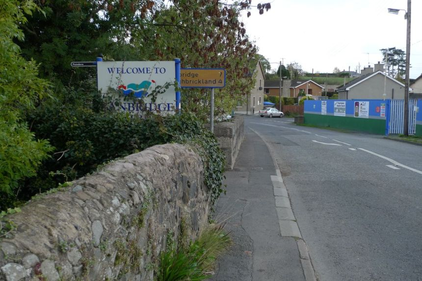 Banbridge — Armagh Boundary