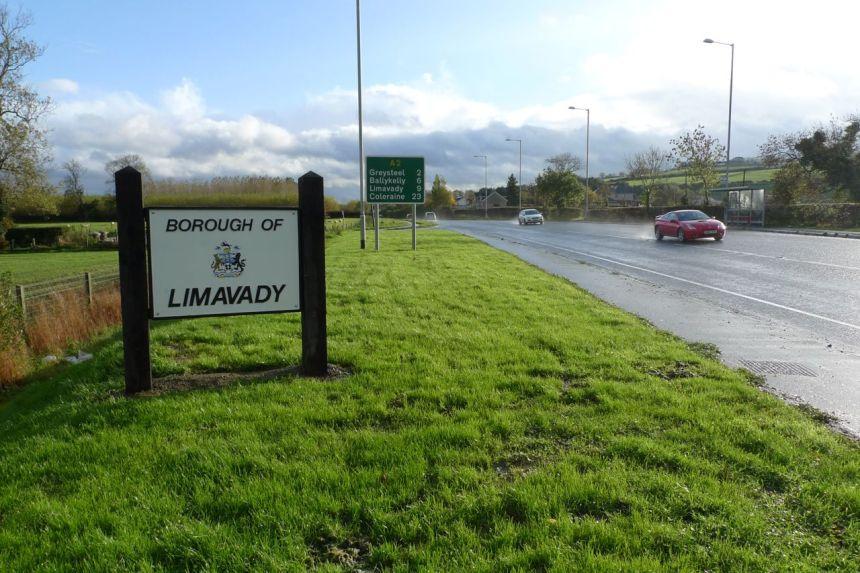 Limavady — Derry City Boundary
