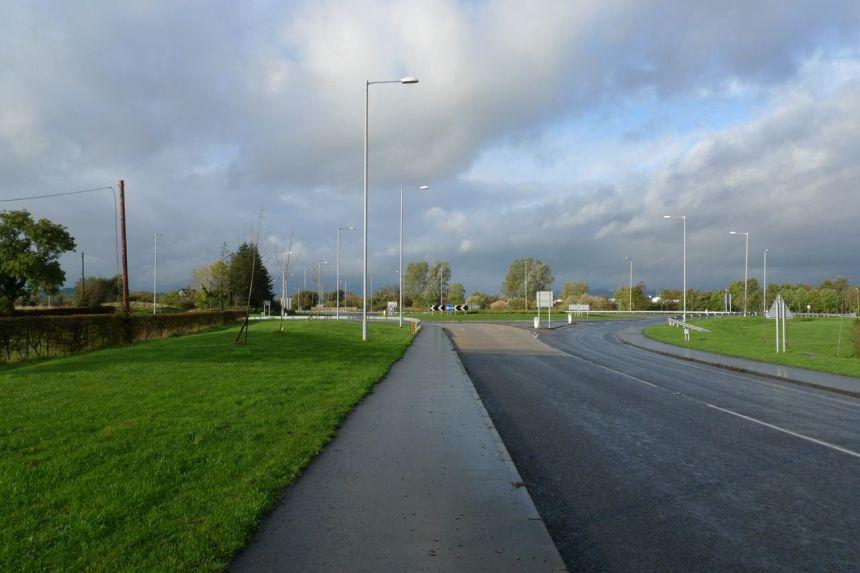 Derry City — Limavady Boundary