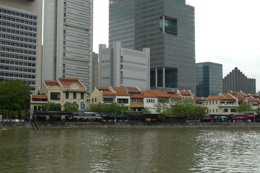 Waterfront, Singapore