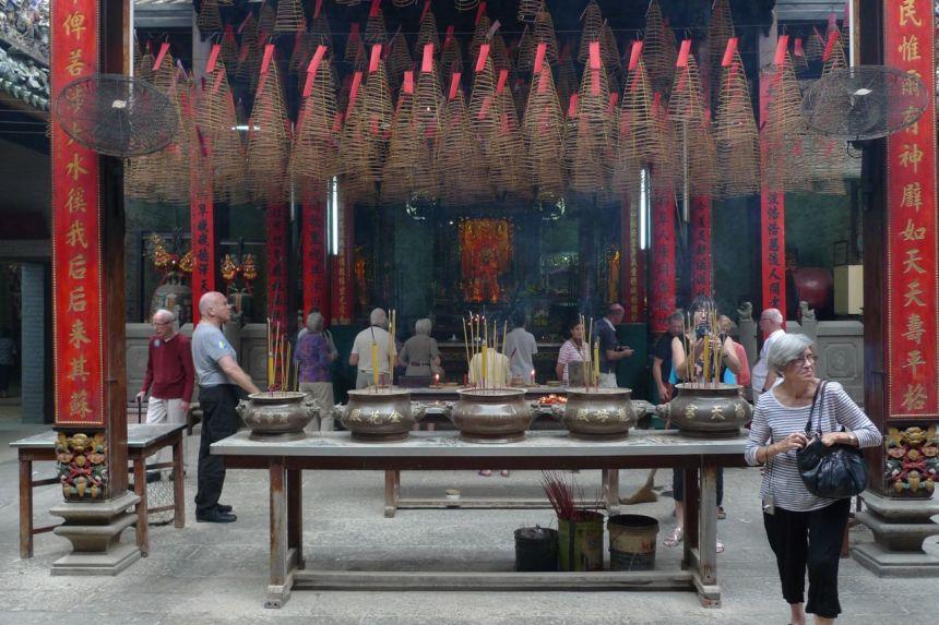 Pagoda, Ho Chi Minh