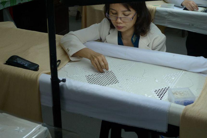 Craft Workshop, Hoi An