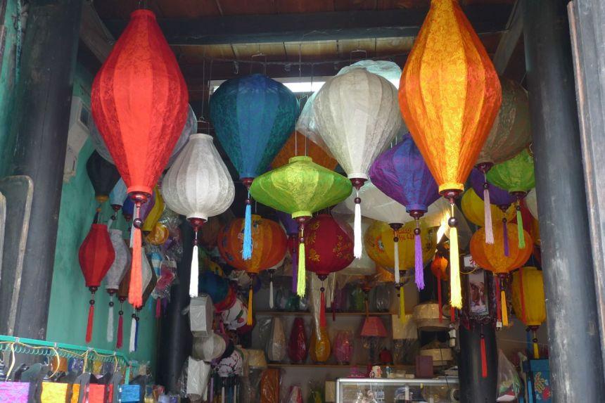 Shop, Hoi An