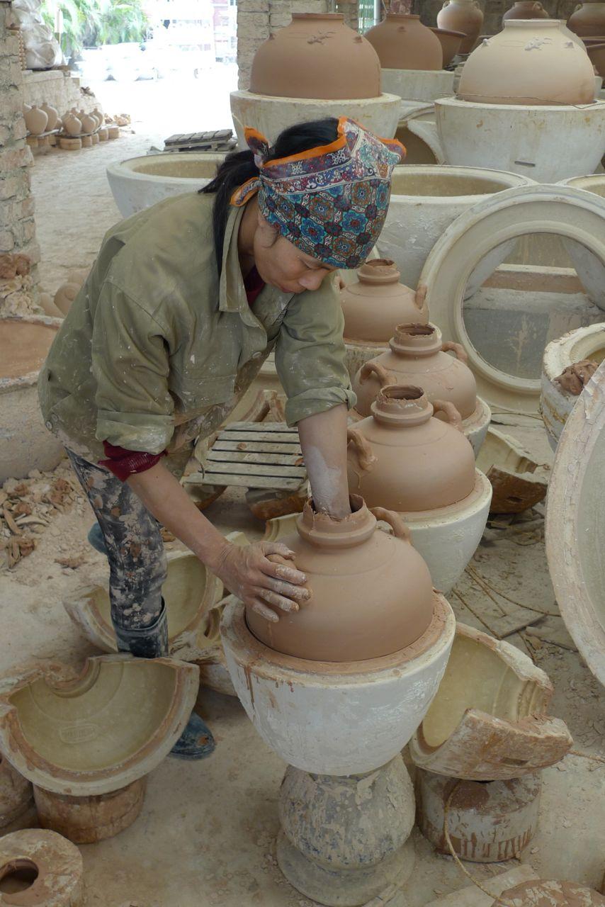 Dong Trieu Pottery, Ha Long Bay countryside
