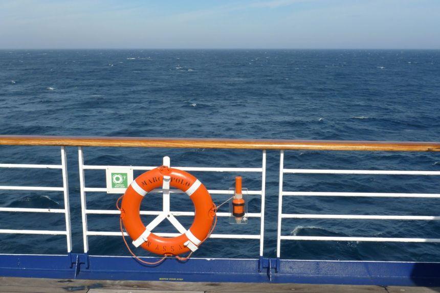 En route to Lofoten Isles