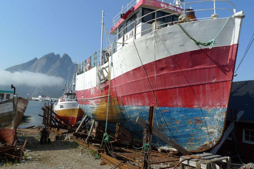 Boatyard, Sund