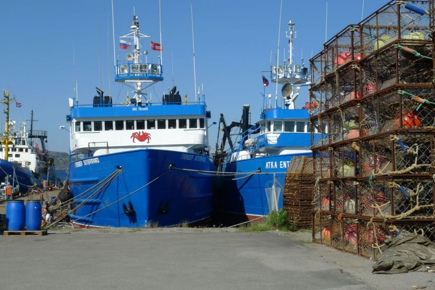 Crab Boat, Kirkenes
