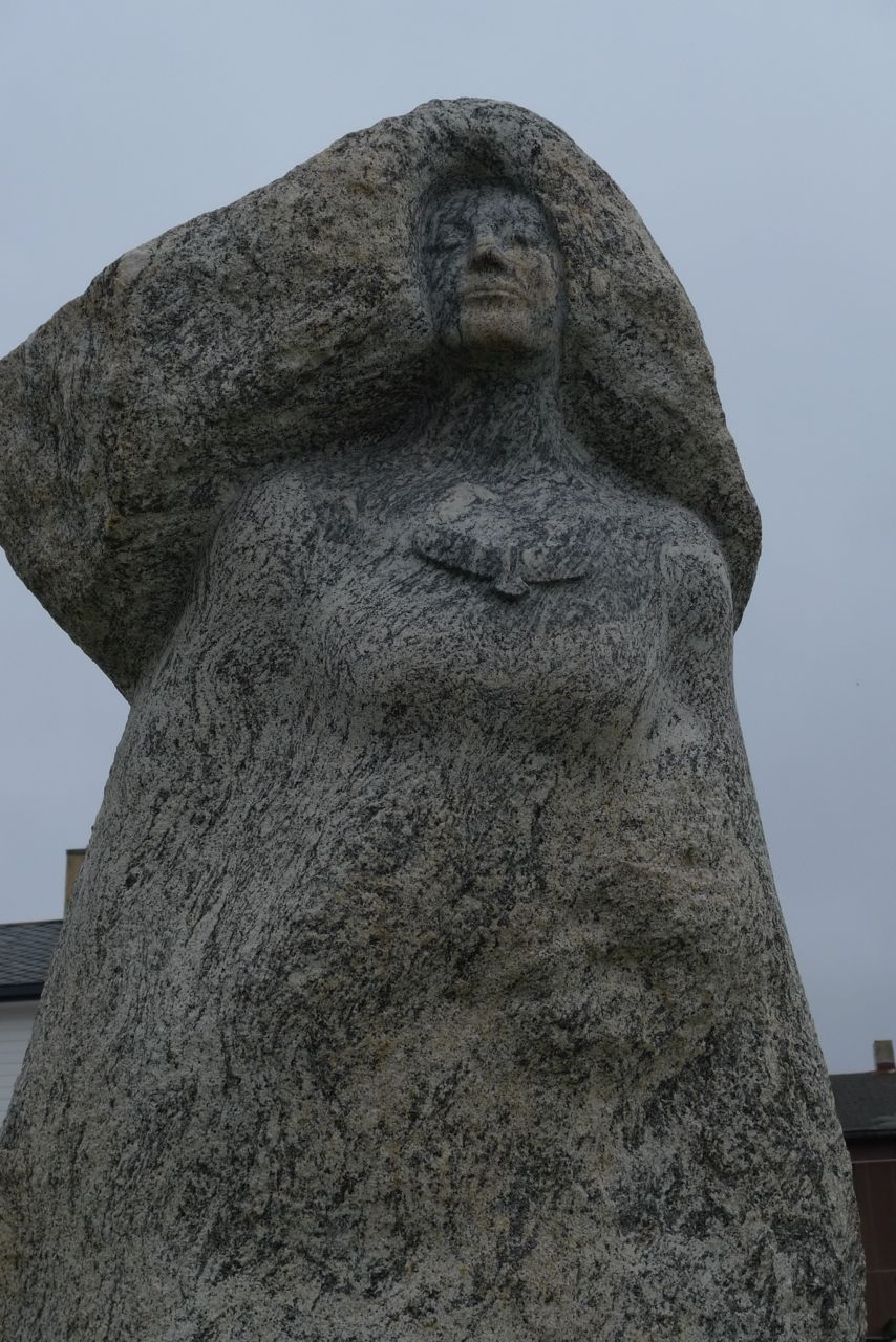 Carving, Honningsvag