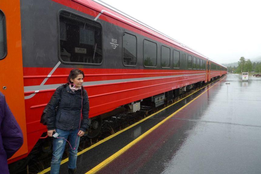 Rauma Railway, Bjorli