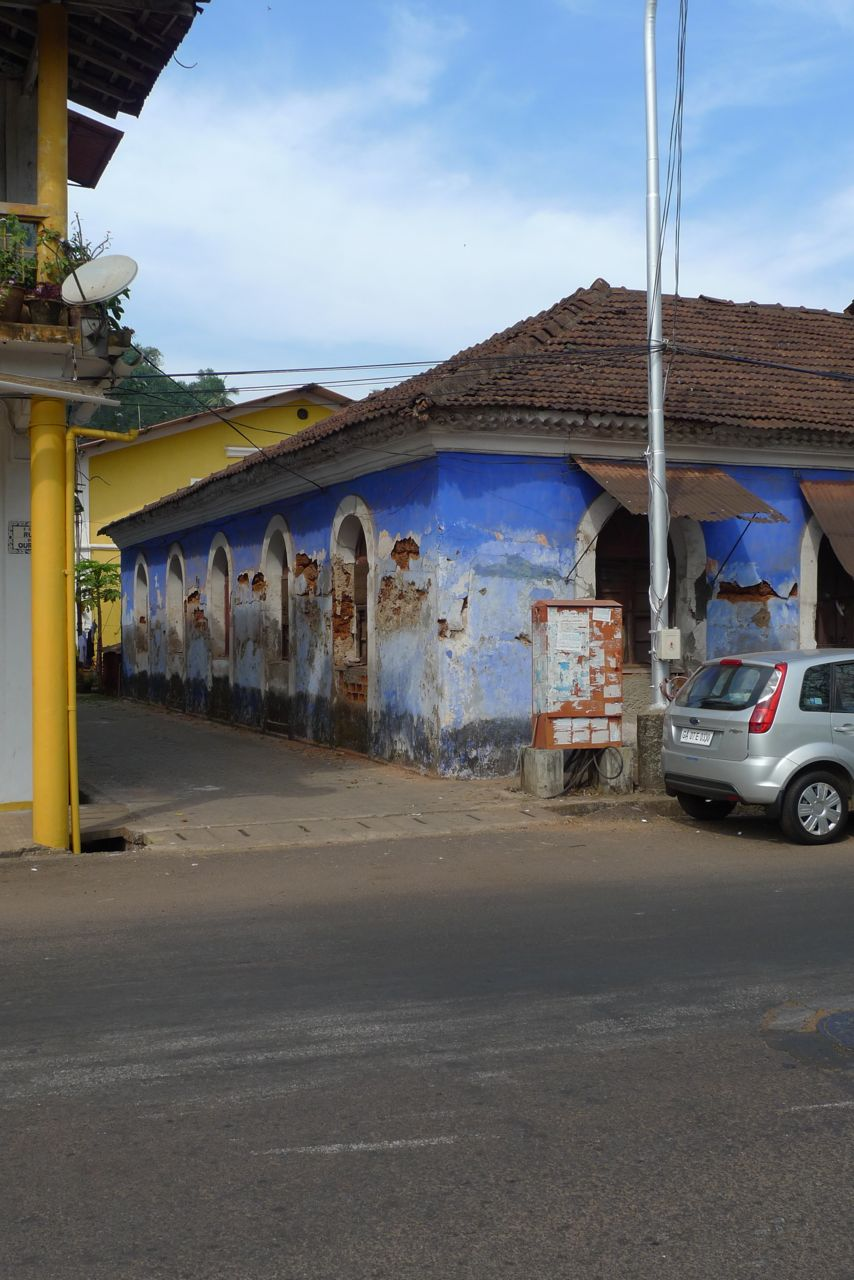 Fontainhas (Latin Quarter), Goa