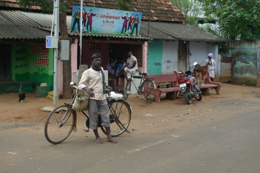 Sawyerpuram Village, near Tuticorin