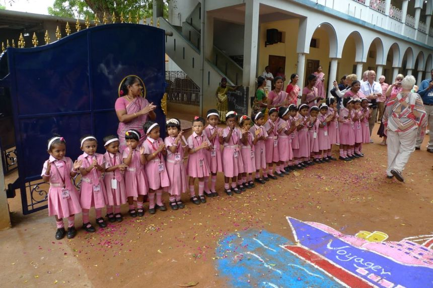 Joy Sharon Primary, Sawyerpuram Village