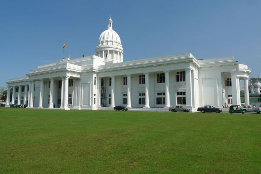 City Hall, Colombo, Sri Lanka