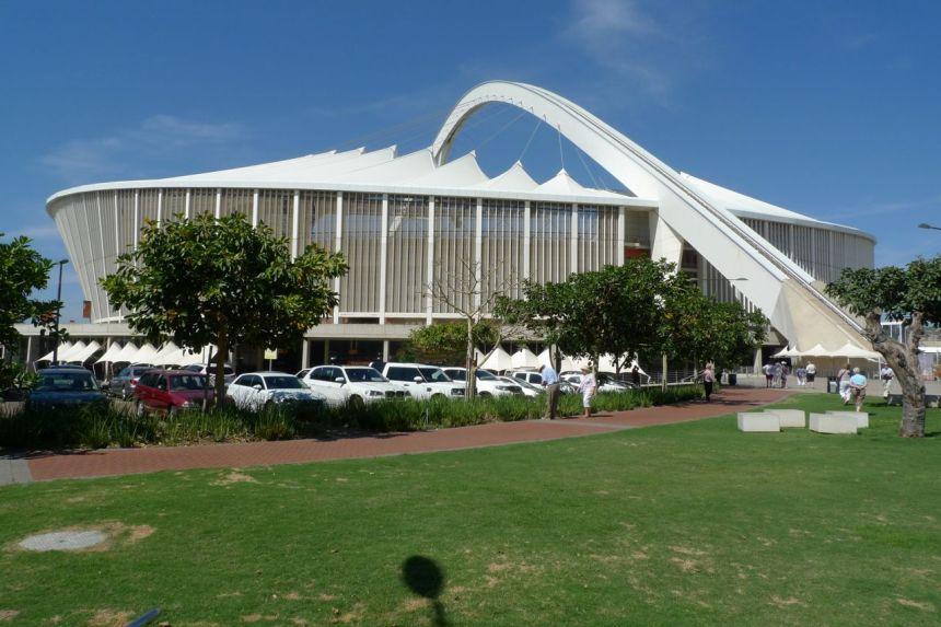 Moses Mabhida Stadium, Durban, SA