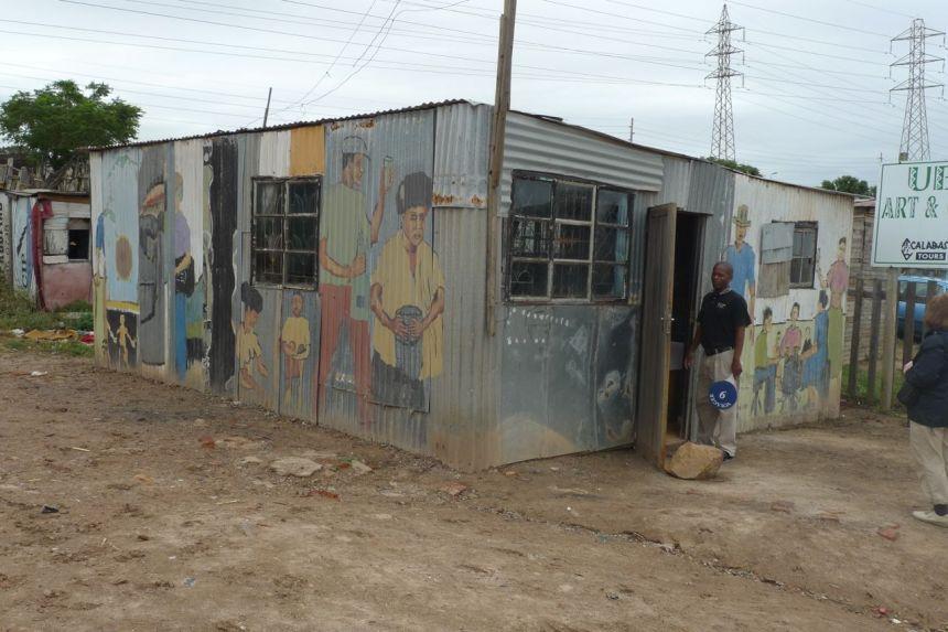 Township, Port Elizabeth, SA