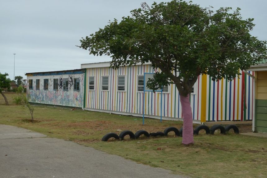 School, Port Elizabeth, SA