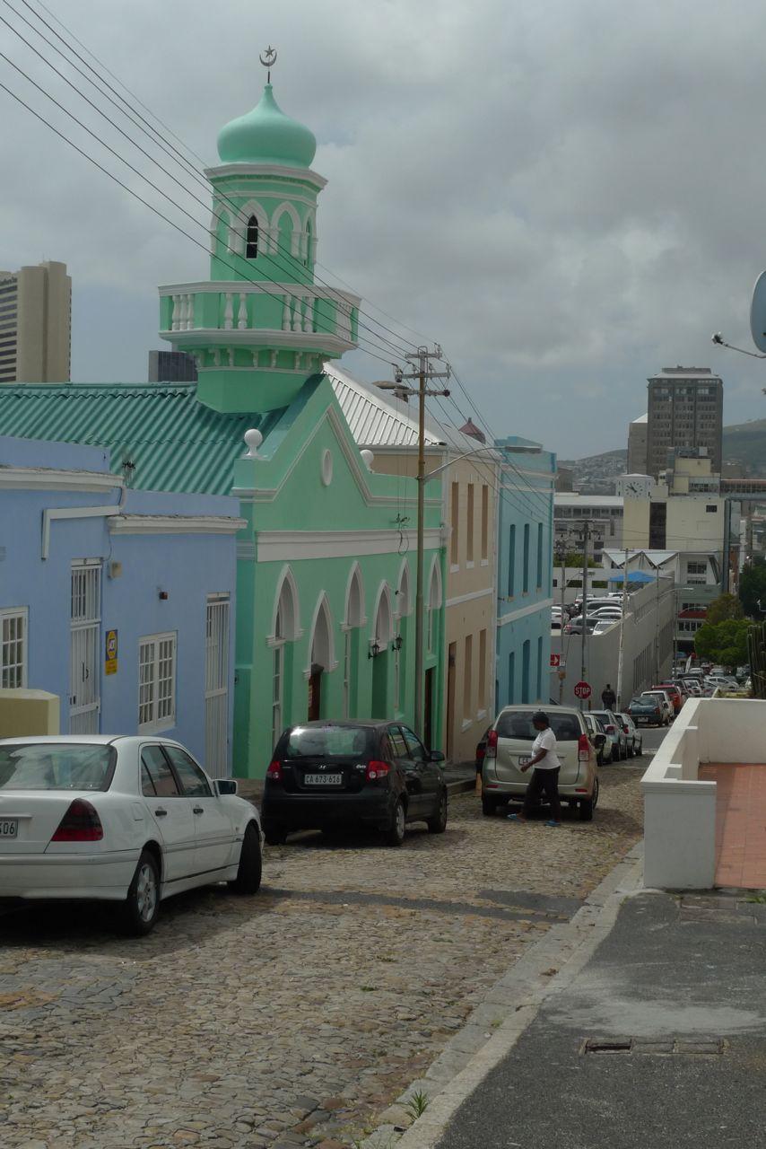 Mosque, Cape Town