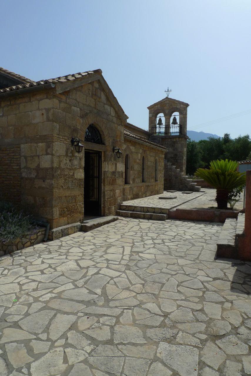 Monastery of St Andreas, Kefalonia